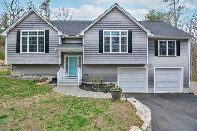 141 Moon Hill Rd, Northbridge, MA 01534 (MLS #72813820) :: Anytime Realty