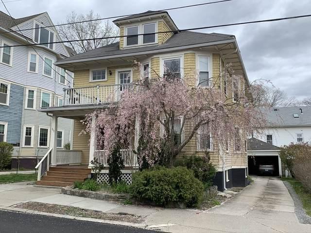 447 Morris Ave, Providence, RI 02906 (MLS #72813832) :: The Ponte Group