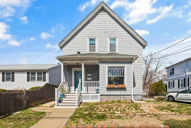 391 Forest Ave, Brockton, MA 02301 (MLS #72813840) :: The Gillach Group