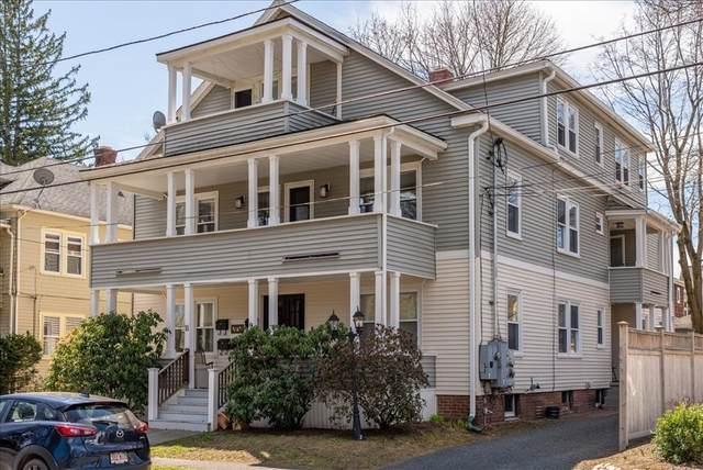 9 Lyman Rd C, Northampton, MA 01060 (MLS #72813861) :: Welchman Real Estate Group