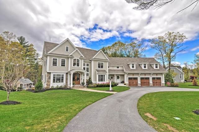 11 Keeney Pond, Norfolk, MA 02056 (MLS #72813869) :: The Gillach Group