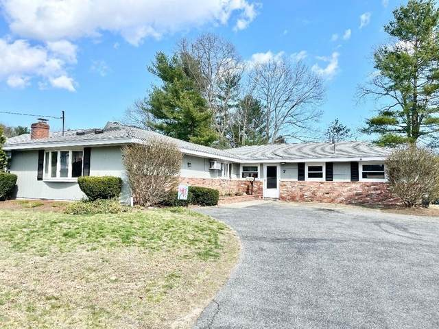 7 Pocahontas Drive, Peabody, MA 01960 (MLS #72813878) :: EXIT Realty