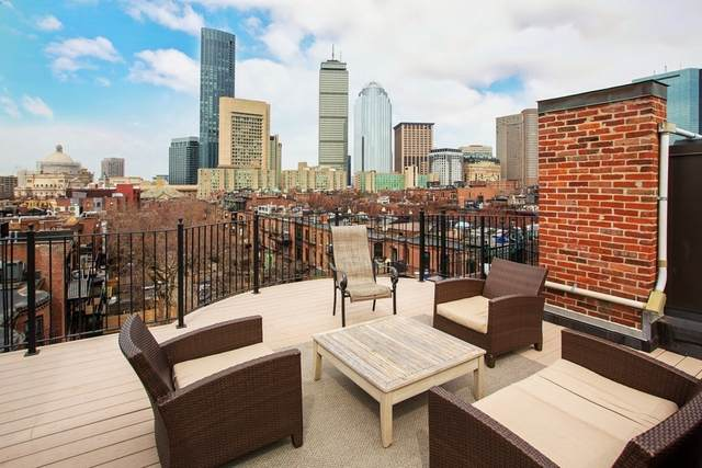 529 Columbus #24, Boston, MA 02116 (MLS #72813890) :: The Gillach Group