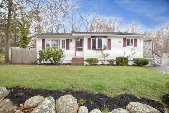 119 West St, Weymouth, MA 02188 (MLS #72813917) :: The Gillach Group