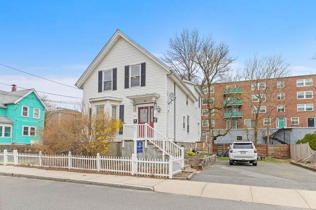 11 Waverly Place, Melrose, MA 02176 (MLS #72813919) :: Conway Cityside