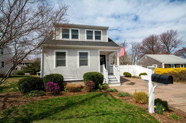 12 Hawley Road, Scituate, MA 02066 (MLS #72813931) :: The Gillach Group