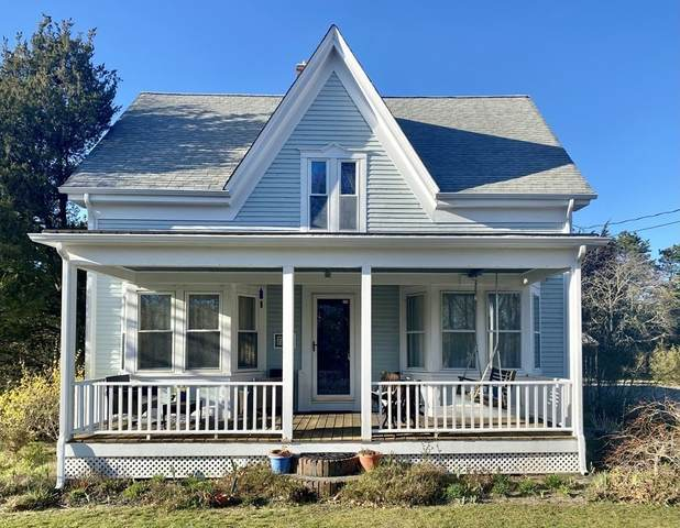 712 Willow St, Yarmouth, MA 02664 (MLS #72813943) :: Trust Realty One