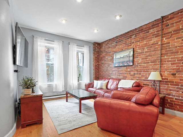 121 Salem Street 2A/B, Boston, MA 02113 (MLS #72813966) :: Conway Cityside