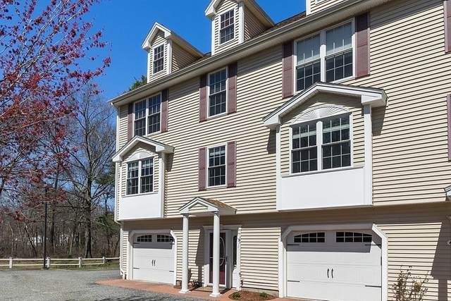 36 Middlesex Ave #12, Wilmington, MA 01887 (MLS #72813988) :: EXIT Realty