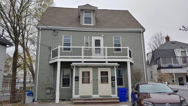 33-35 Eastburn St, Boston, MA 02135 (MLS #72814045) :: Westcott Properties