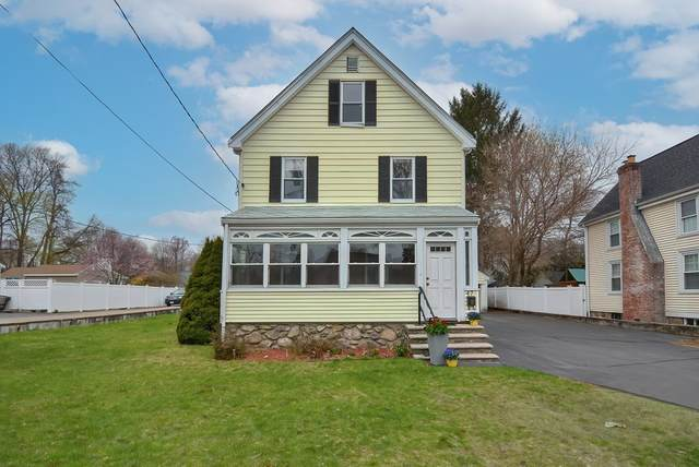 47 Pleasant St, Walpole, MA 02032 (MLS #72814066) :: Team Tringali
