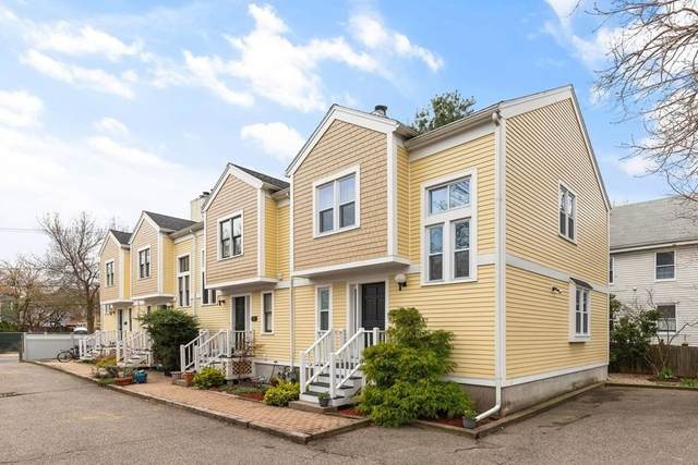 29 Oak St D, Somerville, MA 02143 (MLS #72814067) :: Conway Cityside