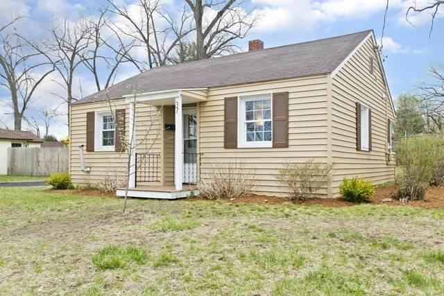 37 Eldridge St, Chicopee, MA 01013 (MLS #72814079) :: NRG Real Estate Services, Inc.