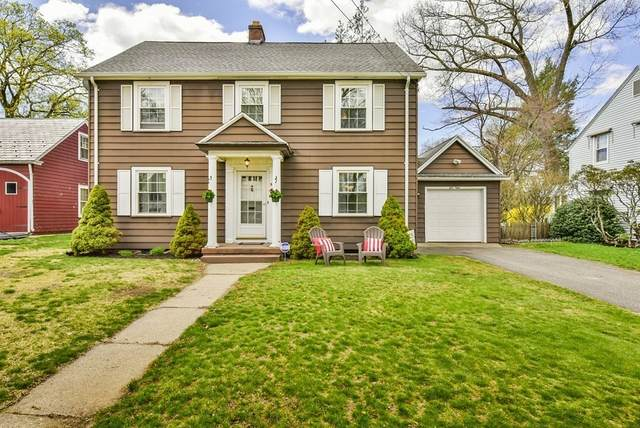 58 Bangor St, Springfield, MA 01118 (MLS #72814101) :: Welchman Real Estate Group