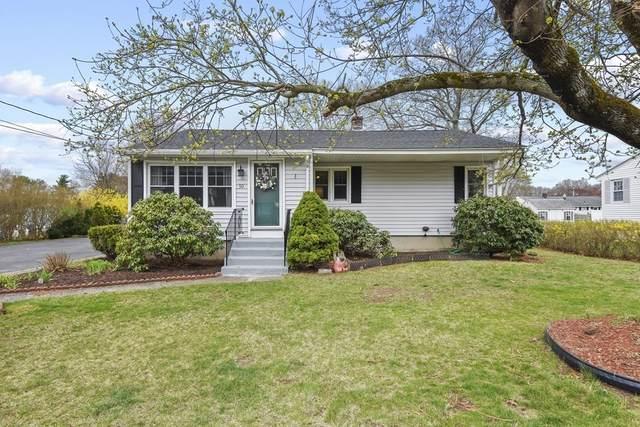 50 Maury Lane, Shrewsbury, MA 01545 (MLS #72814116) :: Welchman Real Estate Group