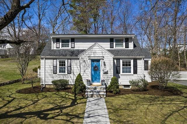 23 Princeton Avenue, Andover, MA 01810 (MLS #72814126) :: Welchman Real Estate Group