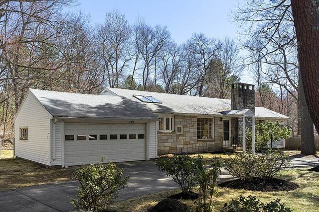 492 S Main Street, Andover, MA 01810 (MLS #72814145) :: Welchman Real Estate Group