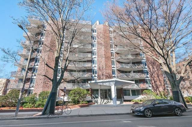 19 Winchester St #409, Brookline, MA 02446 (MLS #72814177) :: Cameron Prestige