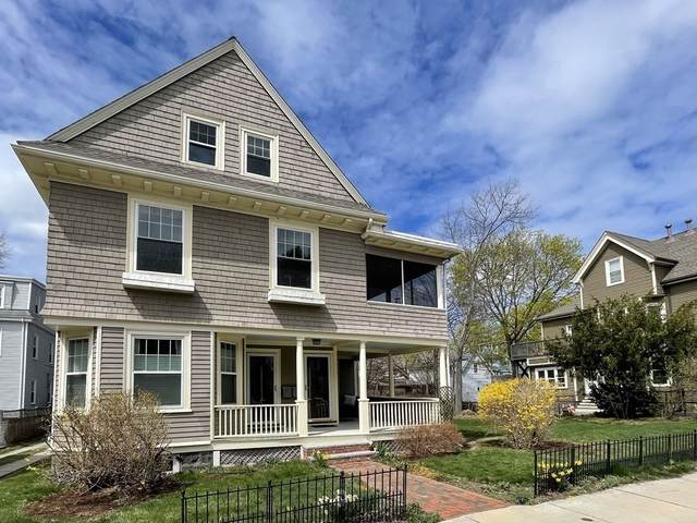 73 Cohasset St #1, Boston, MA 02131 (MLS #72814179) :: Welchman Real Estate Group