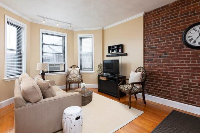 111 Jersey Street #19, Boston, MA 02215 (MLS #72814186) :: The Gillach Group