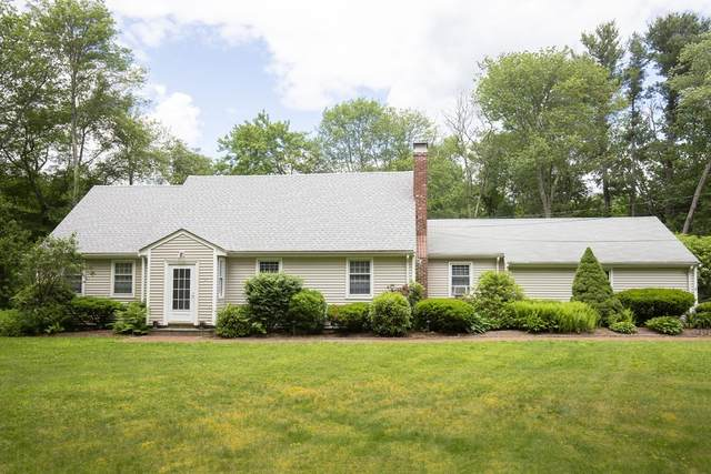 719 South Ave, Weston, MA 02493 (MLS #72814193) :: Welchman Real Estate Group