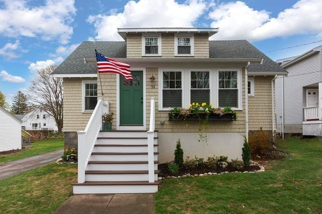 55 Franklin Street, Milton, MA 02186 (MLS #72814198) :: The Gillach Group