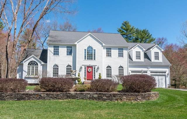 40 Forest Edge, Easton, MA 02375 (MLS #72814203) :: The Gillach Group