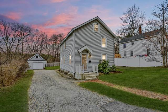 24 Marland St, Andover, MA 01810 (MLS #72814204) :: The Gillach Group