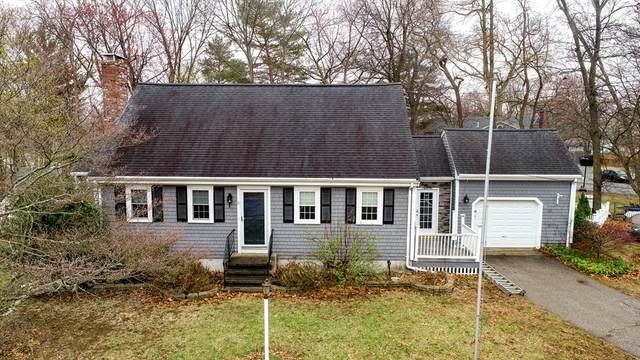 5 Robert Plunkett Cirle, Randolph, MA 02368 (MLS #72814209) :: Welchman Real Estate Group