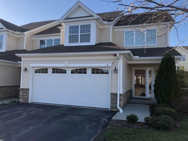 6 Wilshire Way #6, Marlborough, MA 01752 (MLS #72814223) :: Welchman Real Estate Group