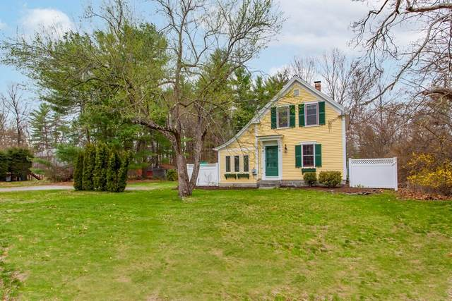 18 Jordan Street, Chelmsford, MA 01863 (MLS #72814231) :: Welchman Real Estate Group