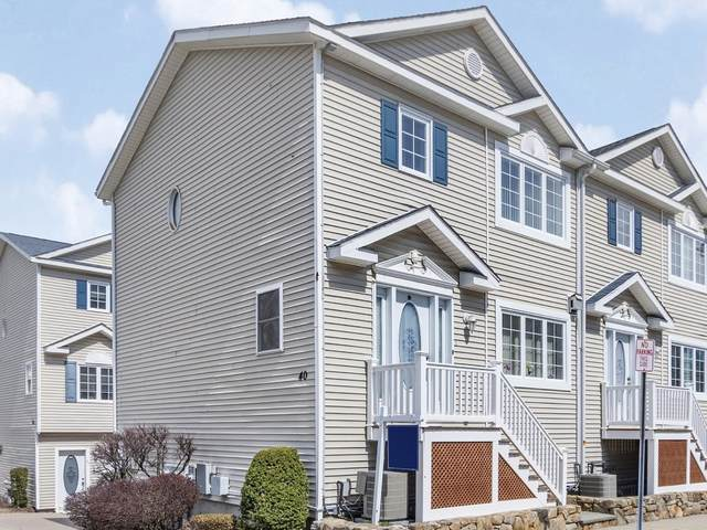 40 Myrtle Street #1, Waltham, MA 02451 (MLS #72814232) :: DNA Realty Group