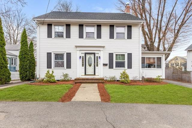 7 First St, Melrose, MA 02176 (MLS #72814242) :: Revolution Realty