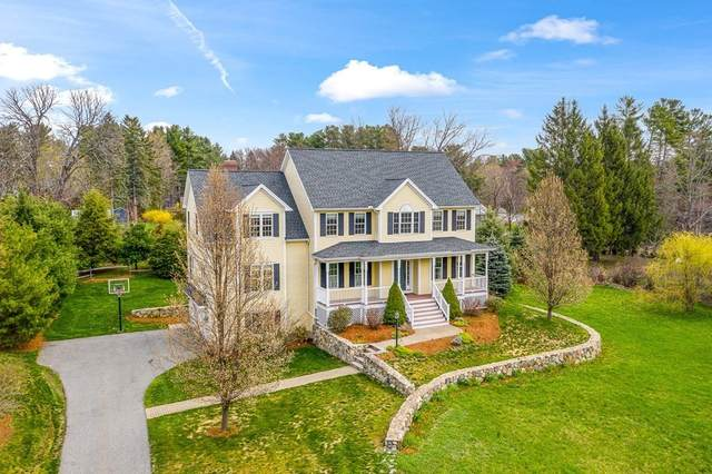 10 Pasture Road, Reading, MA 01867 (MLS #72814245) :: Welchman Real Estate Group