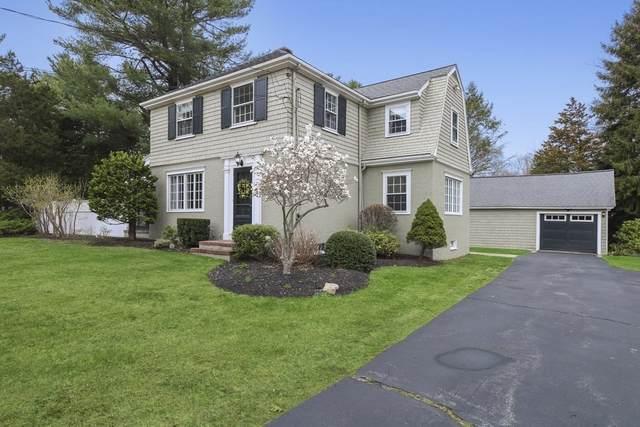 1299 Hanover St, Hanover, MA 02339 (MLS #72814248) :: Welchman Real Estate Group
