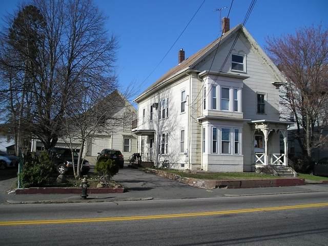 404 Crescent St, Brockton, MA 02302 (MLS #72814254) :: Welchman Real Estate Group