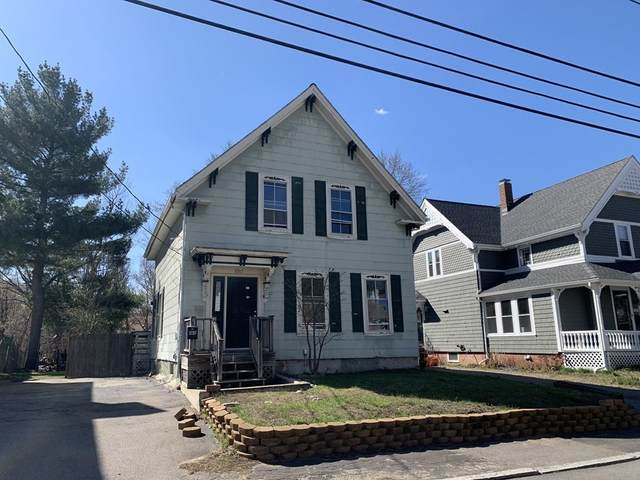 180 Broad St., North Attleboro, MA 02760 (MLS #72814258) :: The Gillach Group
