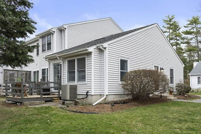 19 Whittier Ln #19, Easton, MA 02356 (MLS #72814268) :: The Gillach Group