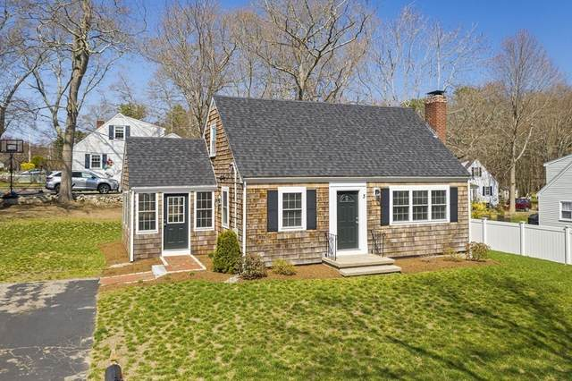 3 Shady Lane, Norwell, MA 02061 (MLS #72814274) :: Welchman Real Estate Group