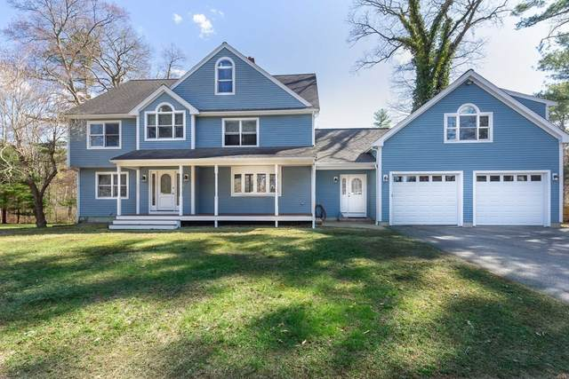4 Hermosa Dr, Easton, MA 02375 (MLS #72814286) :: The Gillach Group