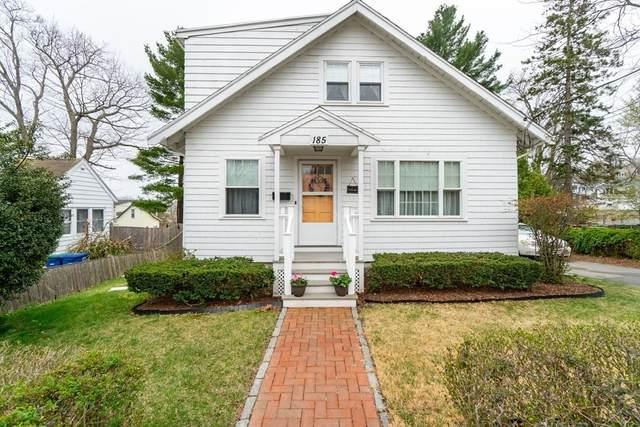 185 Pleasant View Ave., Braintree, MA 02184 (MLS #72814303) :: Welchman Real Estate Group