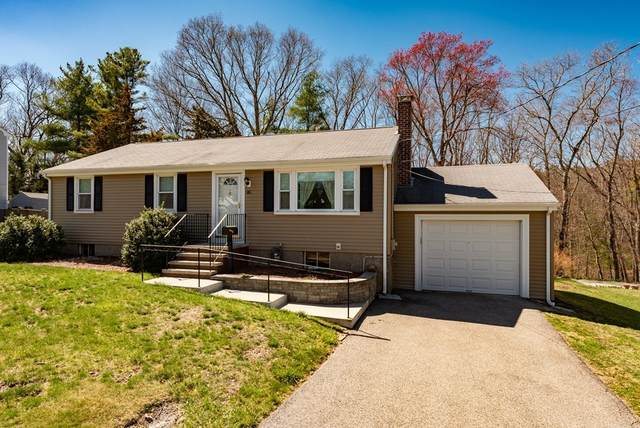 118 Prospect Street, Canton, MA 02021 (MLS #72814307) :: Welchman Real Estate Group