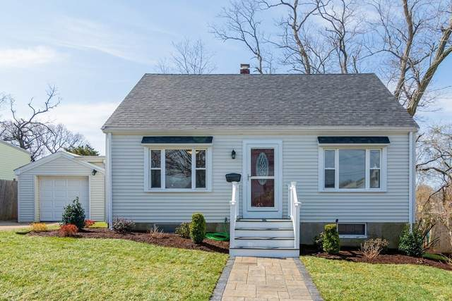 19 Brae Rd, Weymouth, MA 02191 (MLS #72814309) :: Welchman Real Estate Group