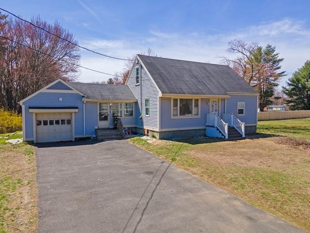 80 Pleasant St, Granby, MA 01033 (MLS #72814339) :: Welchman Real Estate Group