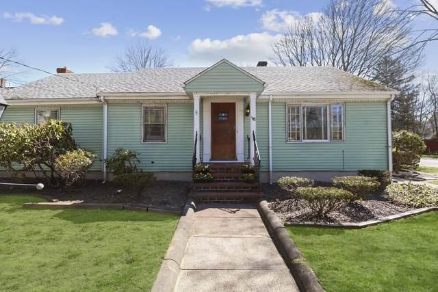 16 Sprague Ave, Brockton, MA 02301 (MLS #72814340) :: Welchman Real Estate Group