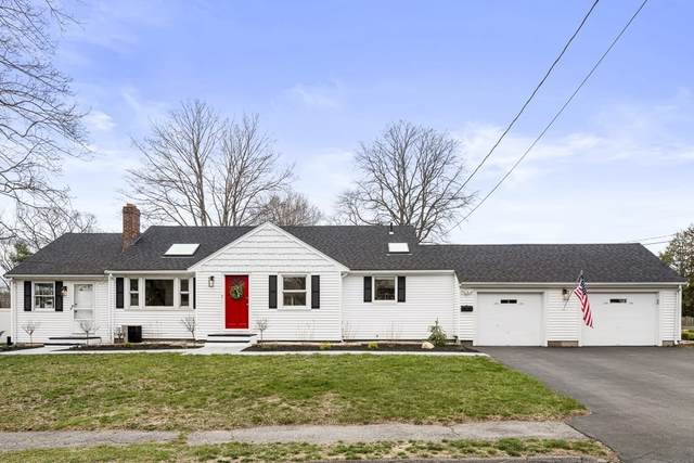 7 Winter St., Braintree, MA 02184 (MLS #72814349) :: EXIT Cape Realty