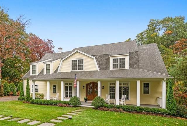 314 Dover Road, Westwood, MA 02090 (MLS #72814366) :: Trust Realty One