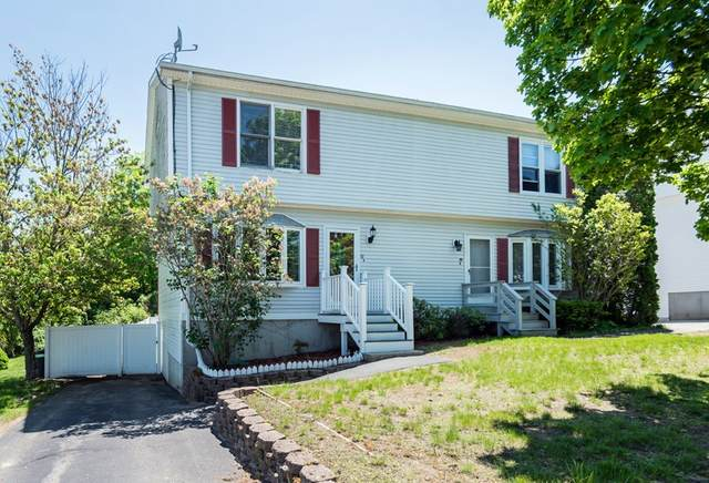 51 Saint Botolph Street #51, Haverhill, MA 01832 (MLS #72814381) :: Dot Collection at Access