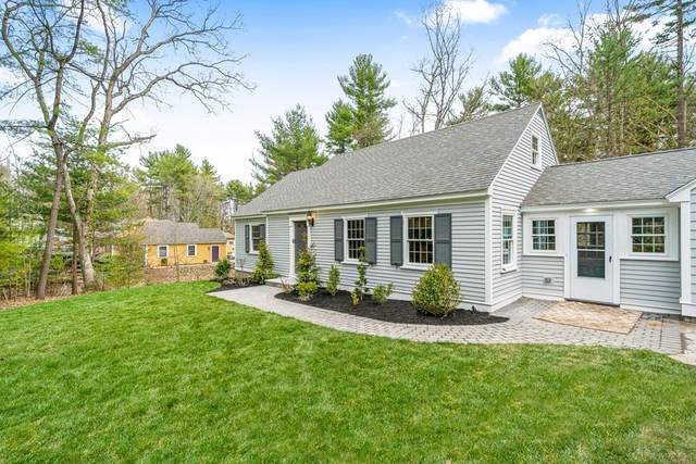 18 Cutler Road, Andover, MA 01810 (MLS #72814392) :: Dot Collection at Access