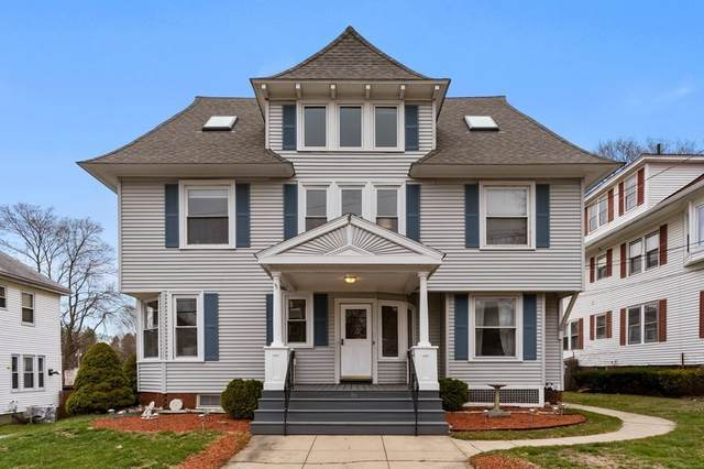 86 Fountain St, Haverhill, MA 01830 (MLS #72814397) :: Dot Collection at Access